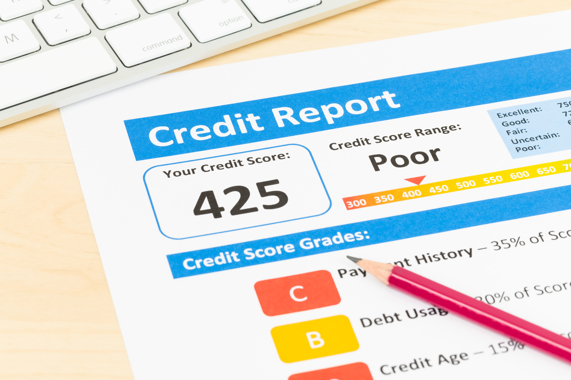 Did you commit some financial mistakes and you now need credit repair? Here are strategies to remove these negative credit report items.