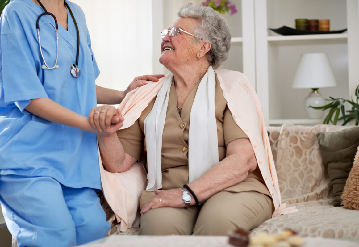 In your home or from a distance, caring for aging parents is an inevitable part of life. Here's our guide on how to provide them with the best care possible.