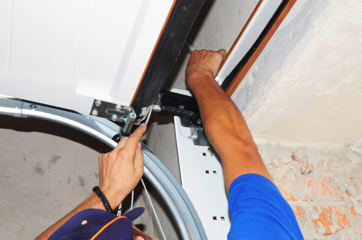 If your home has a garage, you need to properly maintain your garage door. This guide explains 5 tips for proper garage door maintenance.