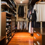 So, you can now finally afford a walk-in closet, but where should you start? Designing it is the first step. Learn how to design a walk-in closet here.