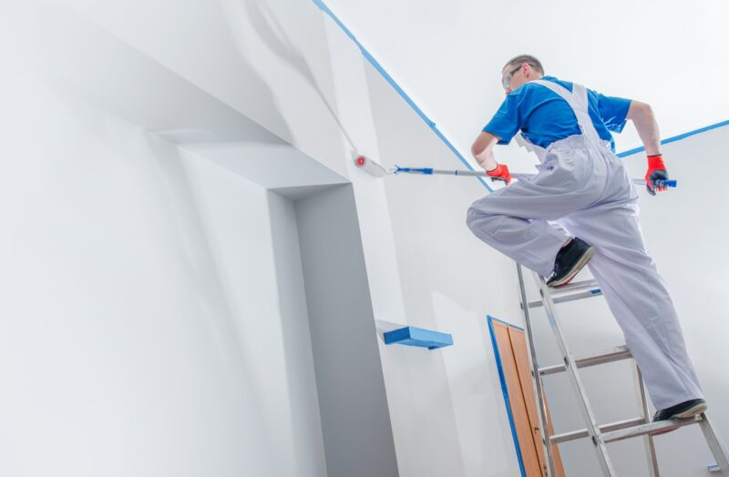 Should you paint it yourself? It depends on what type of results you want. Find every reason to hire New Jersey painters here.