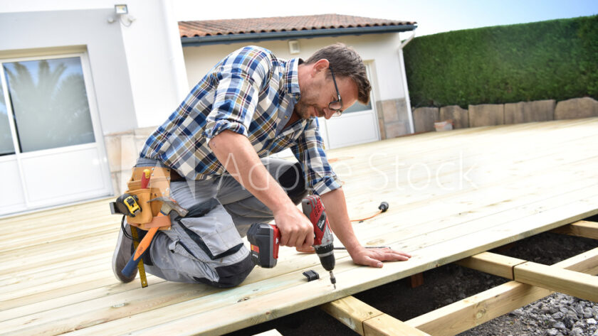 Finding the right professionals to install a deck in your backyard requires knowing your options. Here are tips on choosing a deck contractor for homeowners.