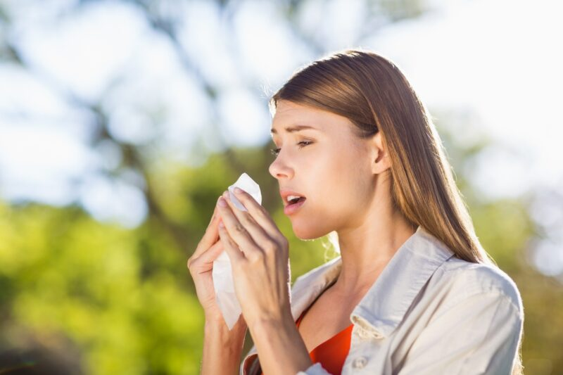 When you feel a scratchy throat or a sniffle, you may be wondering: when is allergy season? Learn how to protect yourself year-round here.