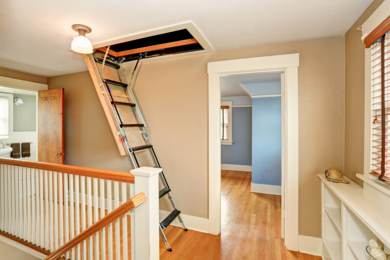 Loft spaces are often under-utilized and thus forgotten about. Learn about 5 ways you can make the most use out of your loft space here.