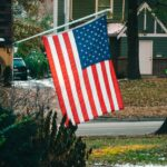 It is extremely important to show respect by displaying the American flag correctly. Check out this guide on how to properly display an American flag.