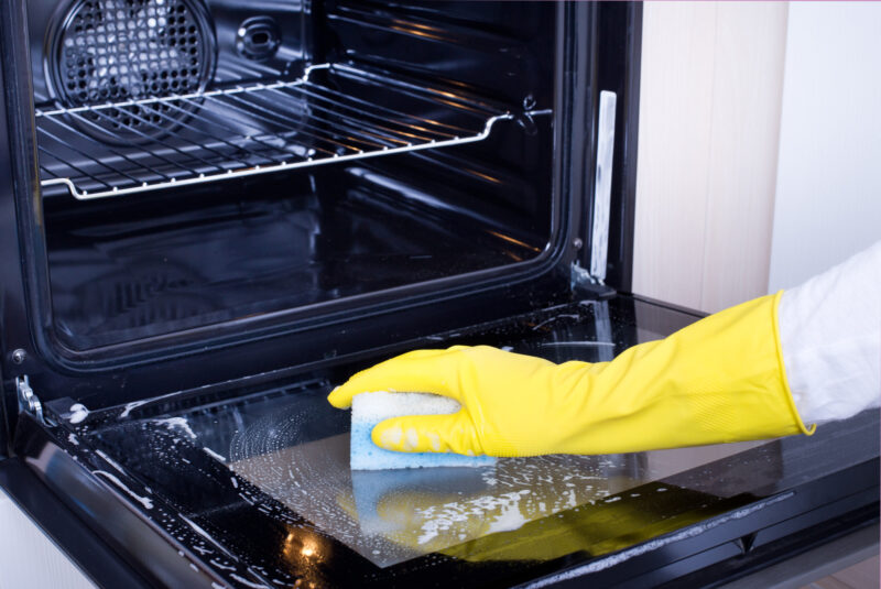 If you're not regularly cleaning your oven, you should be. Keep your oven running well with this simple oven cleaning guide.