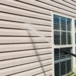 In order to keep the exterior of a house clean, there are several things you need to do. These four basic tips can make a big difference.