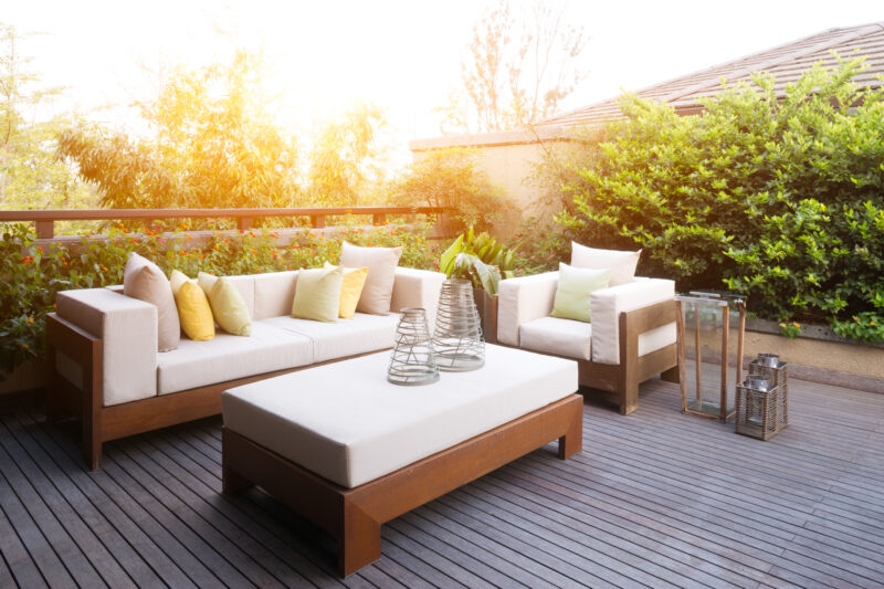 Living a cleaner, more environmentally conscious life is a goal many strive for. Go green by decorating your home with these eco-friendly furniture ideas.