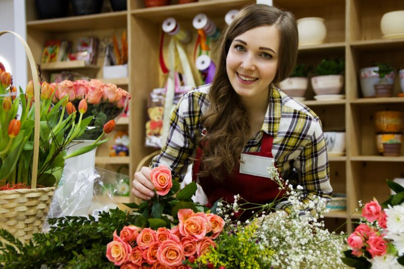 You're ready to start your own flower business, but how do you know what to stock? Get your flower power on with tips for a successful inventory and sales.